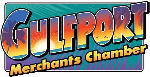 Logo for Gulfport Merchants Chamber