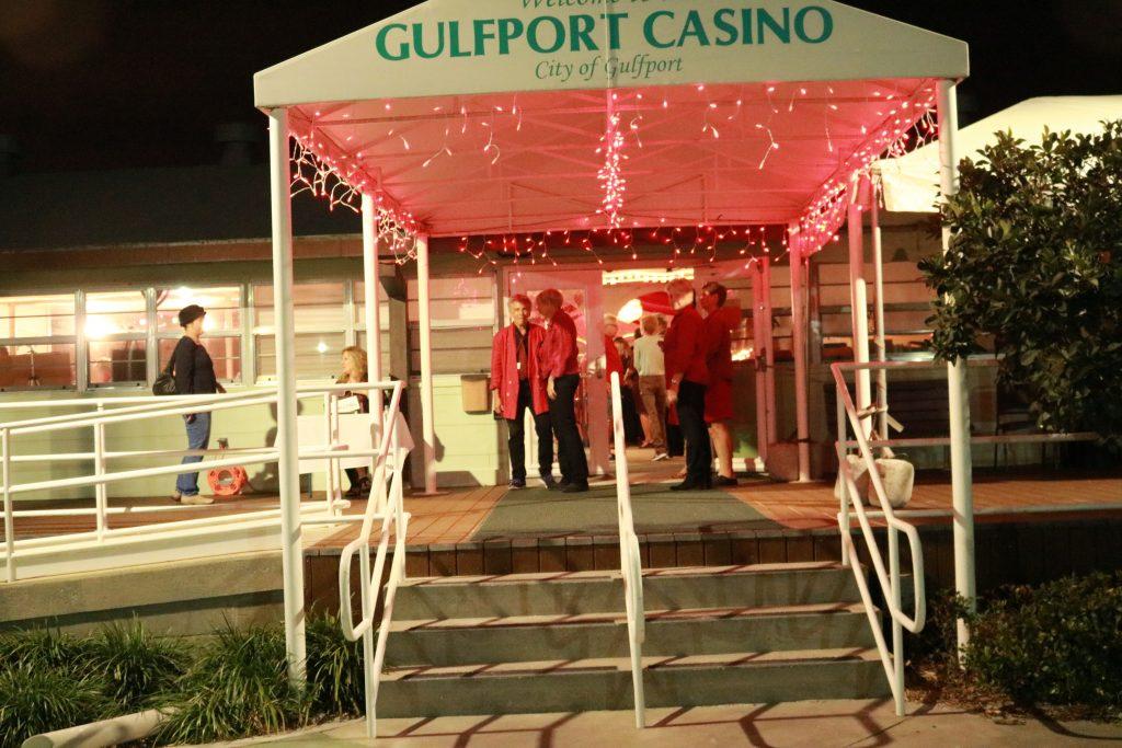 Lights Outside Casino
