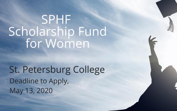SPC scholarship photo of graduation deadline may 13 2020